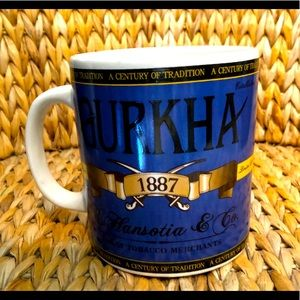 GURKHA MIAMI CIGAR GROUP 1887 mug